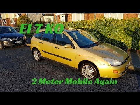 EI7KO 2 Meter Mobile Again