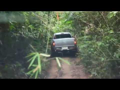 Kirirom Off-Road Trip XROAD Cambodia 4WD