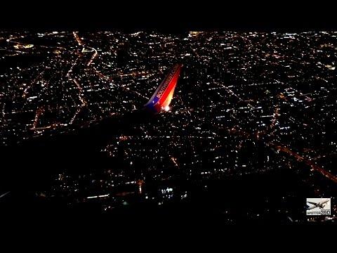 Night Landing - New York LaGuardia