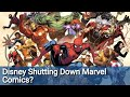Disney Isnt Going To Shut Down Marvel ComicsBut It Will TRANSFORM It In A Way SJWs Wont Like