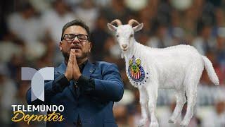 """Chivas sigue siendo el dolor de cabeza del """"Turco"""" Mohamed   Telemundo Deportes"""