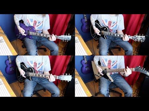 Guitar Pickup Comparison 2018