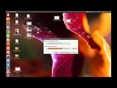 comment graver un cd avec ubuntu