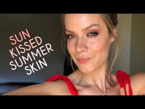 GRWM Sun-Kissed Summer Skin | Shonagh Scott | ShowMe MakeUp