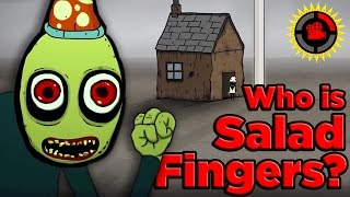 Film Theory: ENDING The Salad Fingers Mystery