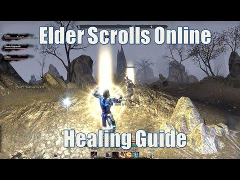 Elder Scrolls Online - Healing Guide