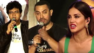 Prasoon Joshi Insults Sunny Leone's Career - Aamir Khan Answers