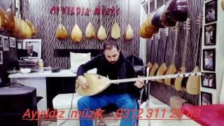 Download Ayyıldız müzik evi #İSMAİL ALTUNSARAY 46 tekne yaprak dut fismenli baglama iletişim:03123112883 Video