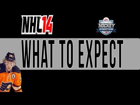 NHL 14 HUT: What to Expect in Hockey Ultimate Team!