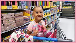 Back to School Shopping Spree!   MOM VLOG