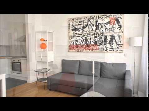 Furnished apartment for rent in Berlin Friedrichsain (Boxhagener Str.)