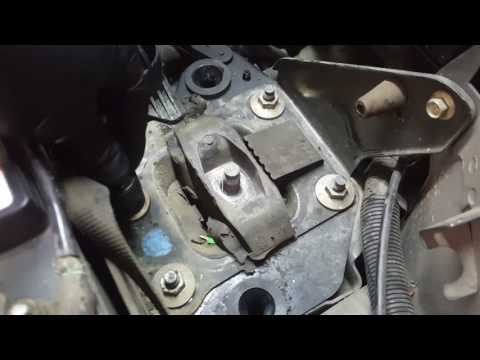 Ford Focus engine vibration at idle.