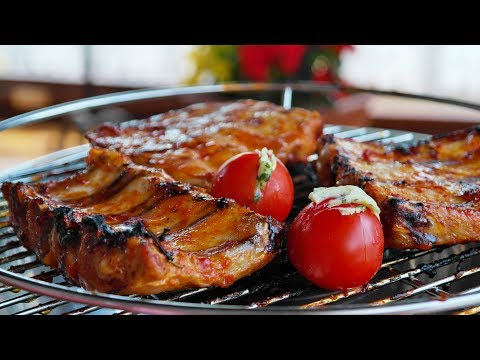 BBQ Spare Ribs _ How to Make Ribs _ Pork Ribs Recipe
