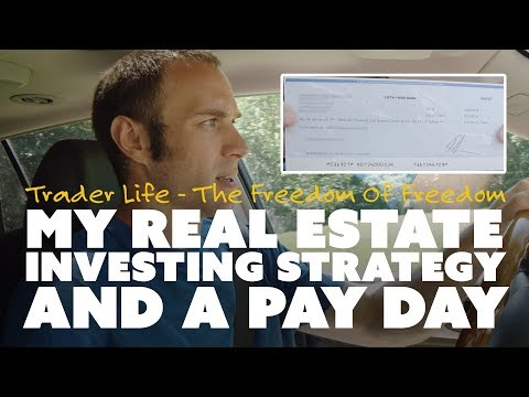 My Real Estate Investing Strategy and a Pay Day