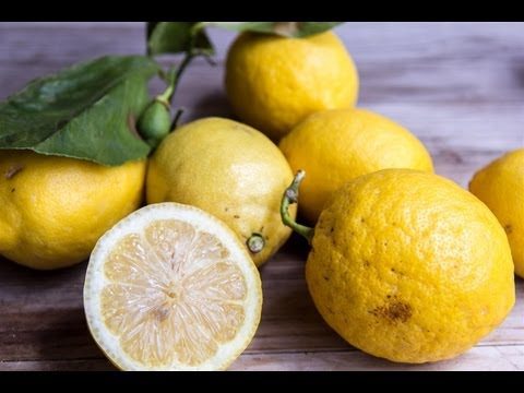 How to make Lemon Marmalade