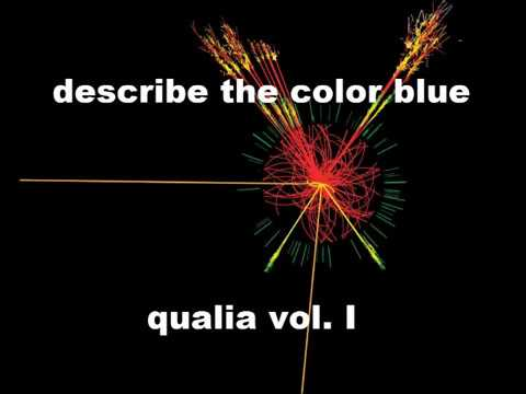 Describe The Color Blue (aka Brent Buckley) - Qualia Vol. 1 (Ambient/Drone/Synth/Chillout/Space)
