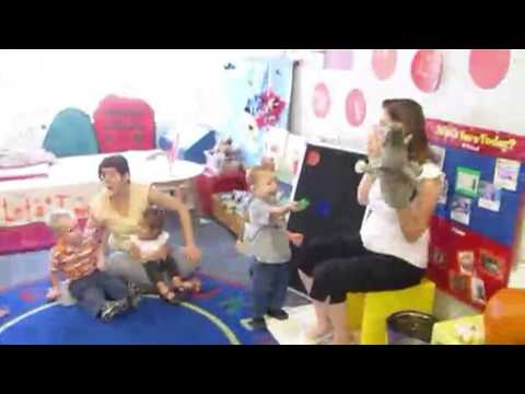 Deaf and Hard of Hearing Infant/Toddler Class & FONEMZ