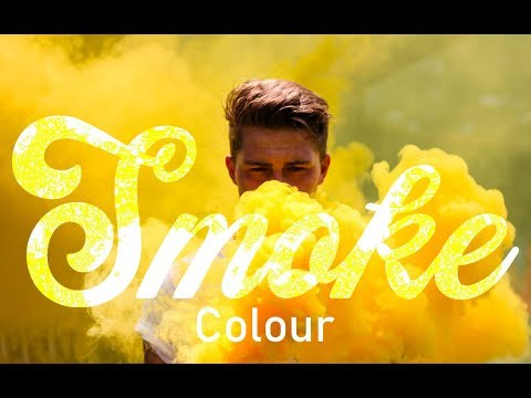how to change smoke color in photoshop hindii