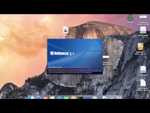 Descargar e instalar JAVA para MAC (Netbeans)