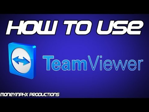 [How To] Use TeamViewer 8 For Remote Login and File Transfer Tutorial