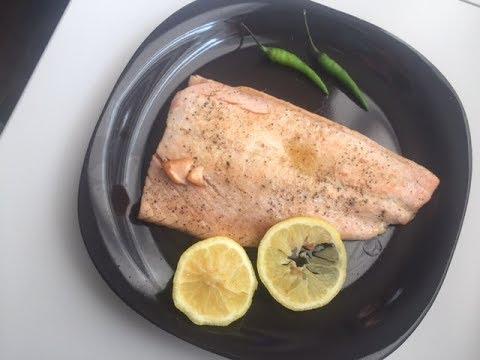 Easy Pan- Fried Salmon Recipe | Weeknight Dinner Ideas