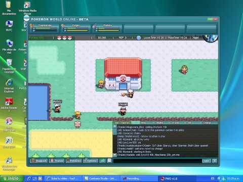 Pokemon World Online - Capitulo 1