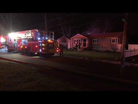 Smithfield Fire 2nd Alarm