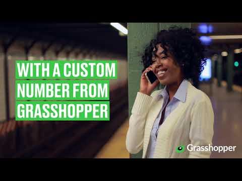 Look Legit: Get your custom phone number today!
