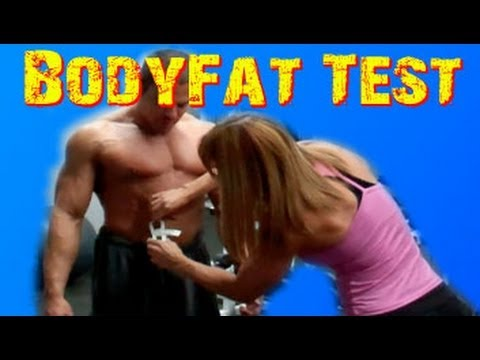 How To Test Your Bodyfat Percentage With Skin Fold Calipers