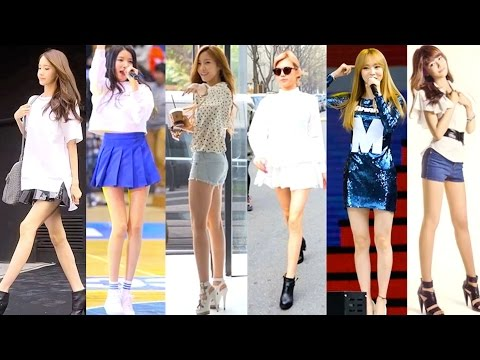 HOW KPOP IDOLS GET THIN LEGS?
