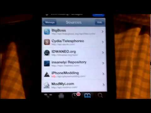 How to use/install Cydia, and Winterboard (themes)