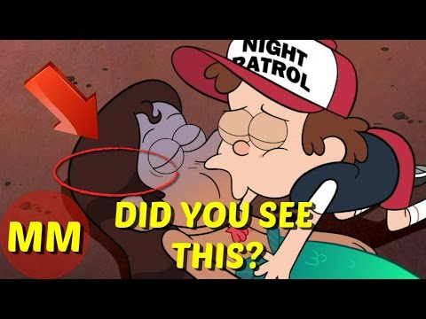 Gravity Falls The Deep End Movie You Didn't Notice Fin