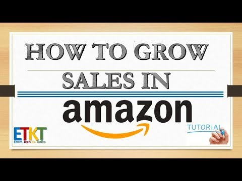 How To Grow Sales On Amazon and other marketplace Sites Through Market Research, Tool and Alibaba