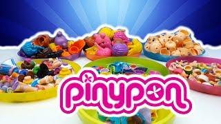 PINYPON 1000 PEZZI Ep.1 - giochi divertenti - smonta e ricomponi crea tantissime bambole diverse