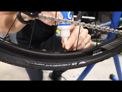 The Quickest and Easiest Way to Add Tire Sealant