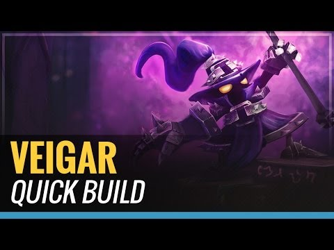 Veigar - S4 Quick Build - League of Legends