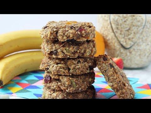 Fruit and Nut Breakfast Cookies | Healthy Family Breakfast