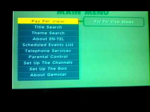Vizio channel tv review