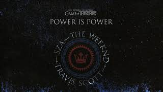 Power is Power from For The Throne Music Inspired by the HBO Series Game of Thrones (Official Audio)