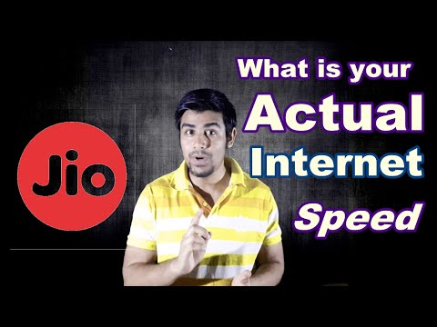 What is your actual Internet Speed | MBPS KBPS ? (Explained In Hindi)