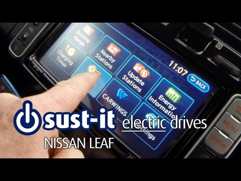 Nissan Leaf Electric Car Running Costs v Petrol Hatchback