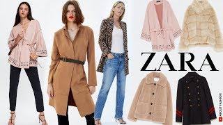 Abrigos De Zara De Moda Mujer | Nuevas Tendencias En Cazadoras Para Otoño E Invierno 2019 2020
