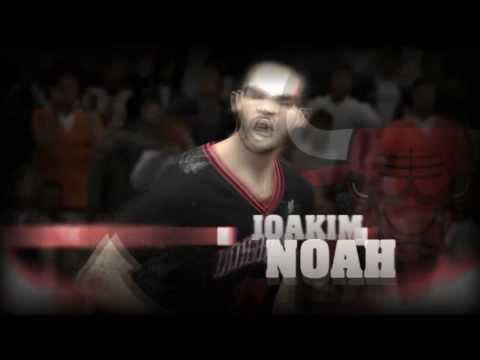 NBA 2K14 - Jersey Mod Montage