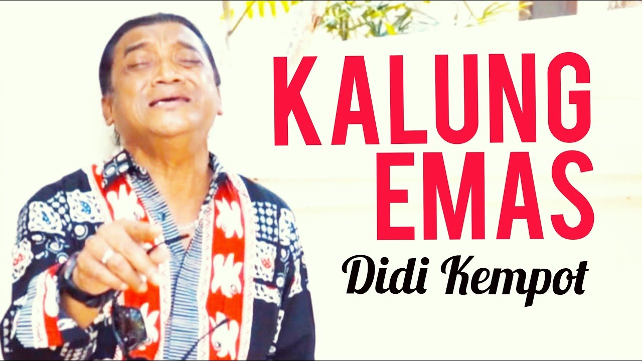 Download Didi Kempot - Kalung Emas [OFFICIAL] MP3 Gratis
