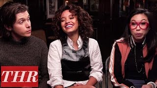 Download Alexandra Shipp, Jessie Usher, & More on The WORST Thing About Dating in Hollywood | THR Next Gen Video
