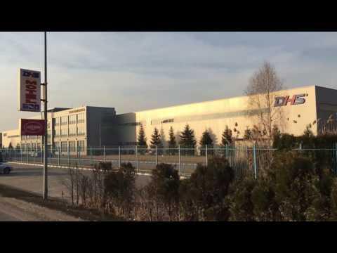 Firmengebäude Prophete in Rumänien