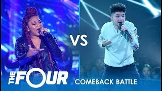 Lil Bri vs Dylan Jacob: Next Generation Of RAPPERS Battle! | S2E7 | The Four