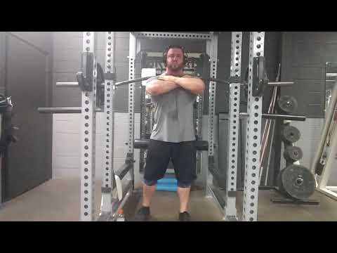 Brutal Iron Gym - Benefits of Front Squats (see description)