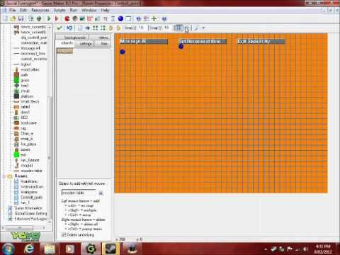 Create A Semi Online Game In Game Maker 8 Pro