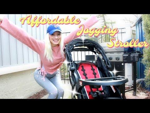 BABY TREND JOGGER STROLLER | Unboxing Jogging Stroller